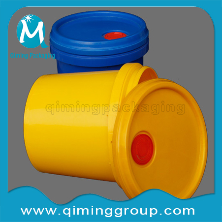 Round Plastic Buckets-Qiming Packaging