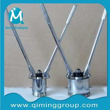 drum cap sealer cap seal crimping machine