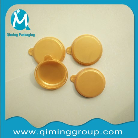 tamper proof dust proof plastic drum cap seals snap on drum caps