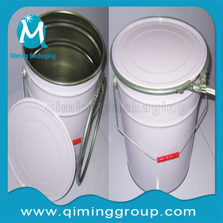 Ink Buckets Pails With Lock Ring Lever Lock Ring Tin Buckets Pails