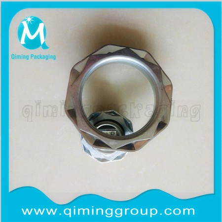 Octagonal Base Stainless Steel Drum Flange drum closures