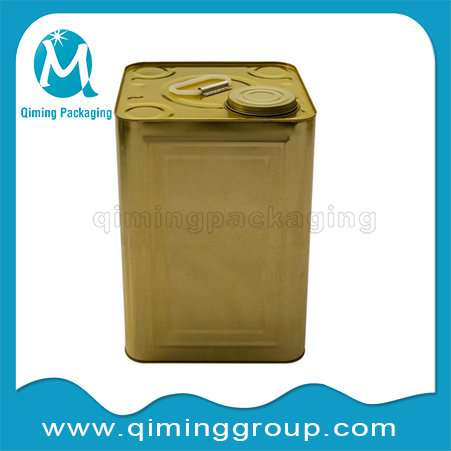Square Tight Head Buckets Pails-Qiming Packaging