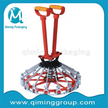 barrel crimping tool ,Lug lids crimper machine for 18-20l pails barrels