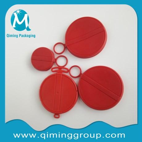 plastic cap seals for drums