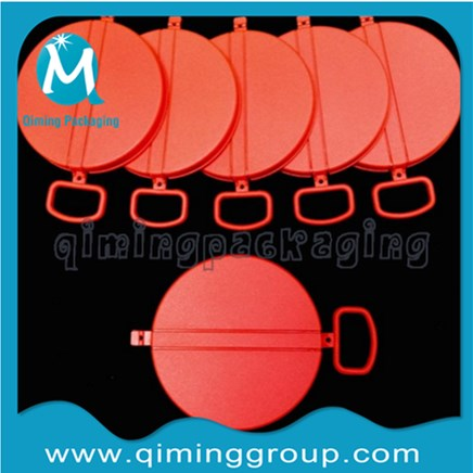 Plastic Cap Seals With Side Plastic Loop For 200l /55 Gallon Drums