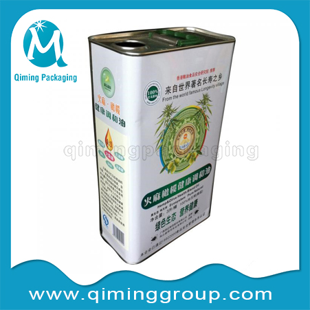 Rectangle & Square Tinplate Cans for rice tea coffee FDA standard