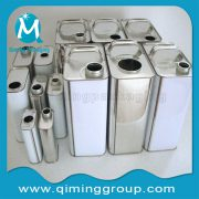 Rectangle And Square Tinplate Cans