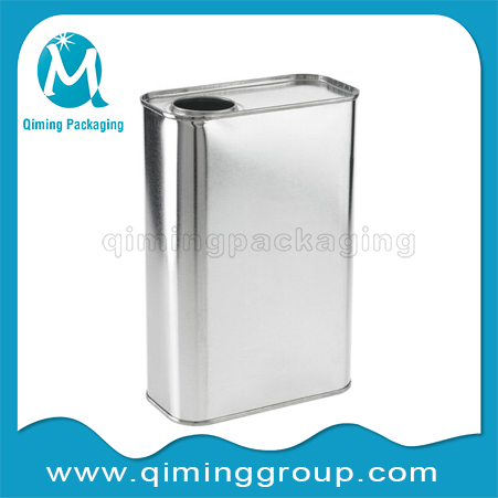 rectangle tinplate cans pails for chemical industry