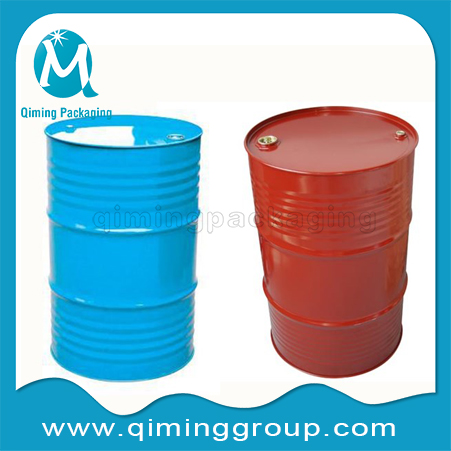 55 gallon / 200L Steel Barrels Drums with lids