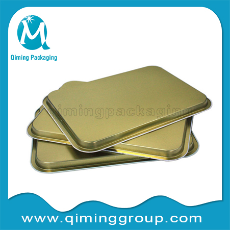 Metal Tin Trays Industry Use-Qiming Packaging