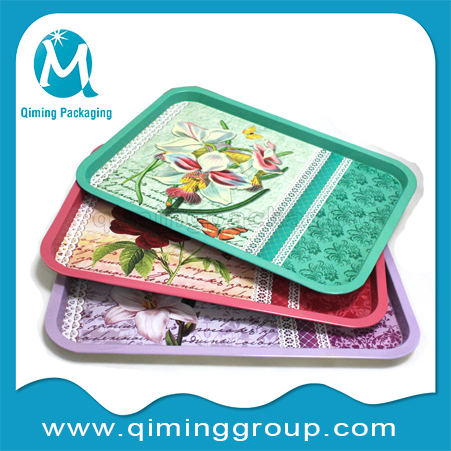 Metal Tin Trays Serving Tin Trays