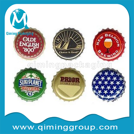 beer crown caps with customized design qiming packaging (3)