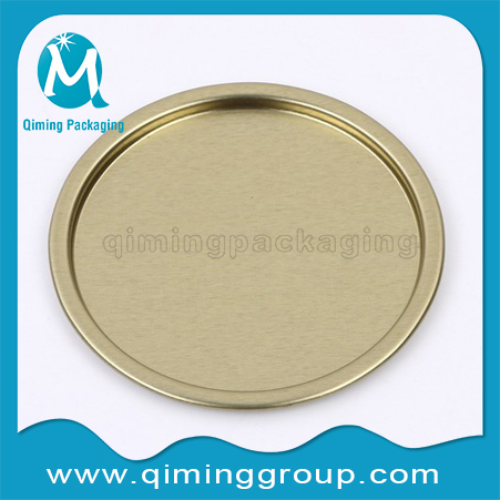 penny lever lids top lids bottom lids Qiming Packaging