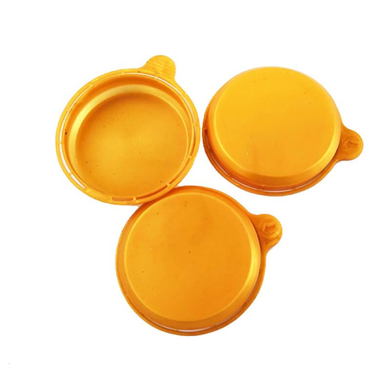 plastic cap seals
