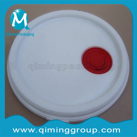 Plastic Lids With Plastic Spouts Plastic Bucket Lids qiming packaging