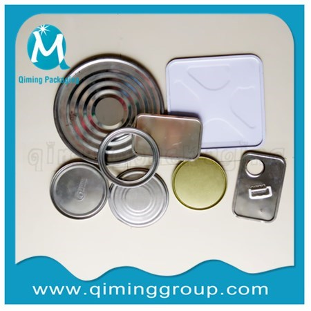tin lid for metal container cover metal lids