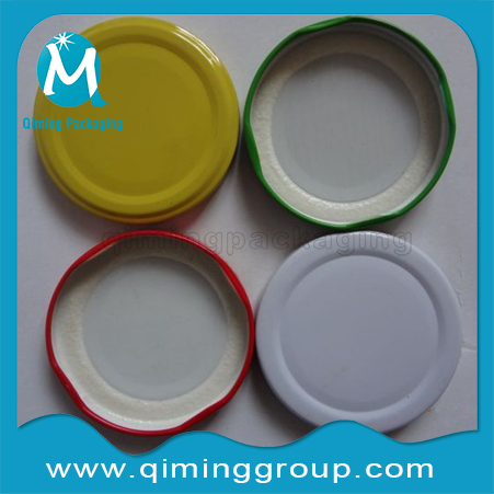twist off metal lids food grade