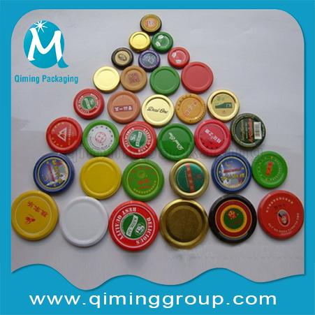 Twist Off Metal Lids Qiming Industrial Packaging And