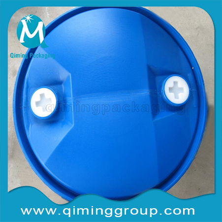200L Plastic Drum Covers With Fittings Covers With Plastic Fittings