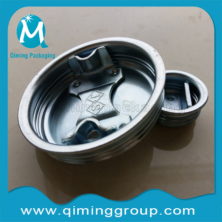 drum bungs,barrel bungs,drum plug- Cr3 Zinc Plated Steel Drum Closures- Qiming Packaging