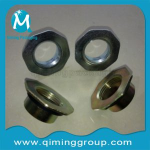 3/4 inch drum flanges,drum caps -Qiming Packaging Group