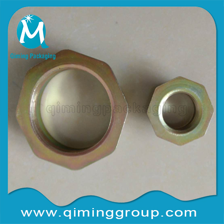 steel drum flanges,drum caps -Cr6 Zinc Plated Drum Closures-Qiming Packaging