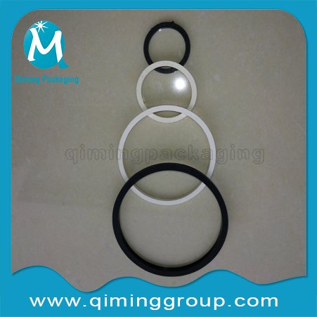 Qiming Packaging Black And White Gaskets