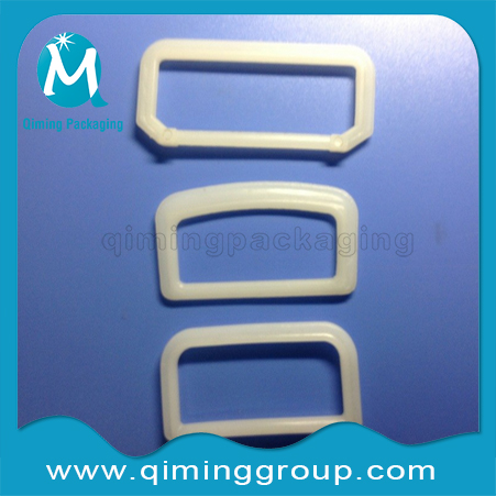 plastic handles plastic sleeves -qiming packaging