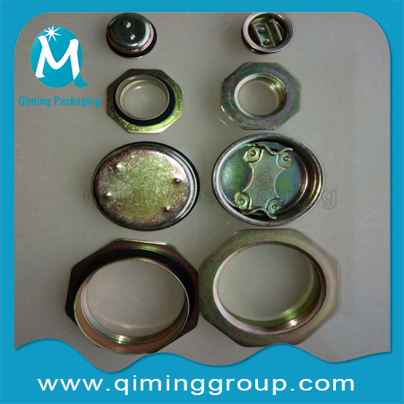 Cr6 Zinc Plated Drum Closures,Steel Drum Closures , drum caps,barrel closures-Qiming Packaging