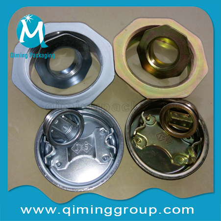 steel drum closures, drum caps,barrel closures-Cr3 &Cr6- 2 inch and 3/4 inch Low Price Galvanished Drum Closures