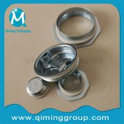 Drum Closure Chrome 3 Passivation Cr3 Zinc Plated Drum Closures-Qiming Packaging Group