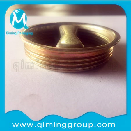 Stainless Steel Drum Bung Cap metal plug for barrel