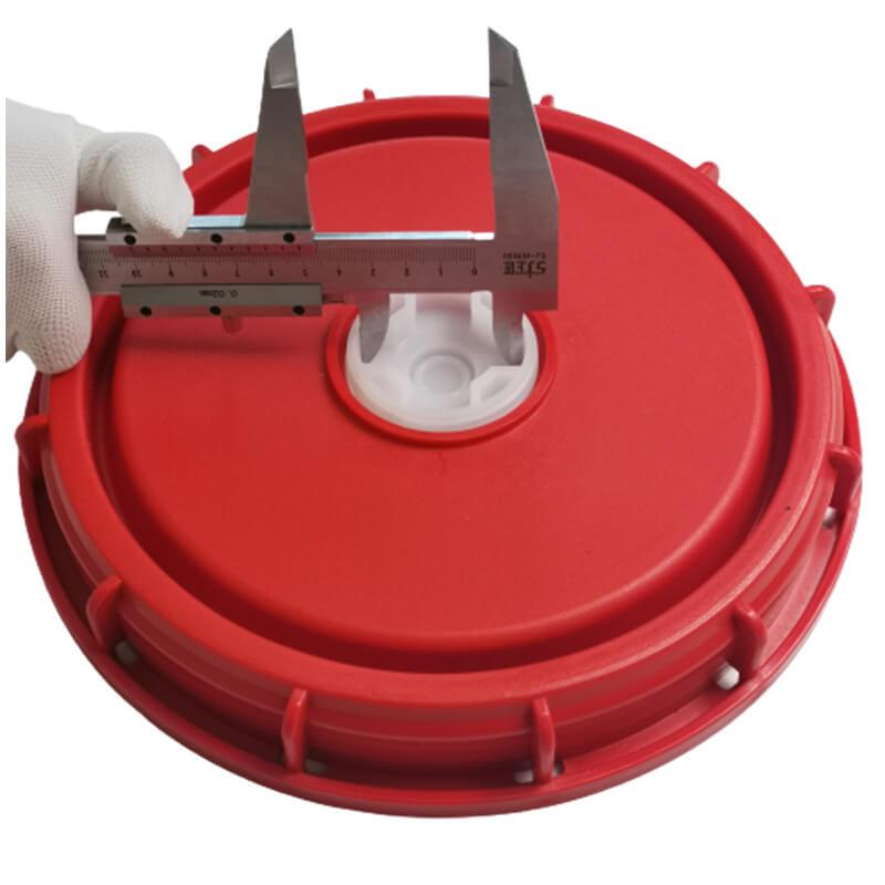 IBC lids size