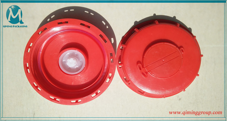 6 INCH FILL CAPS IBC Tank lid red from Qiminggroup