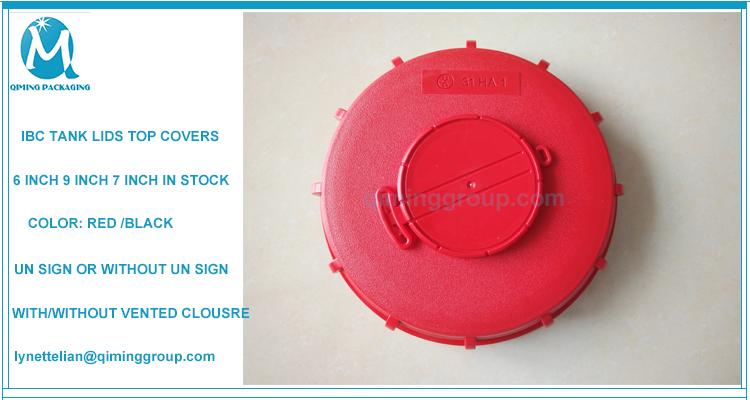 UN IBC container lids caps