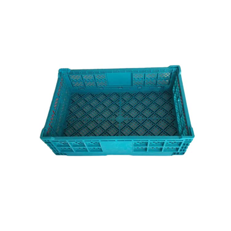Plastic Folding Crate Fruit Turnover Boxes