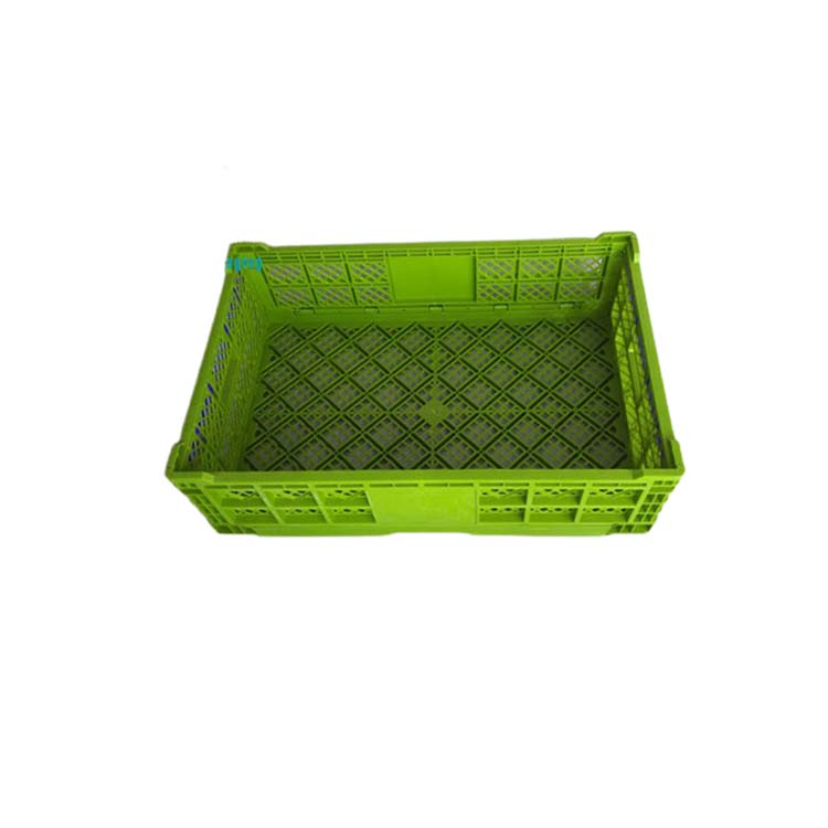 Plastic Folding Crate Vegetable Boxes