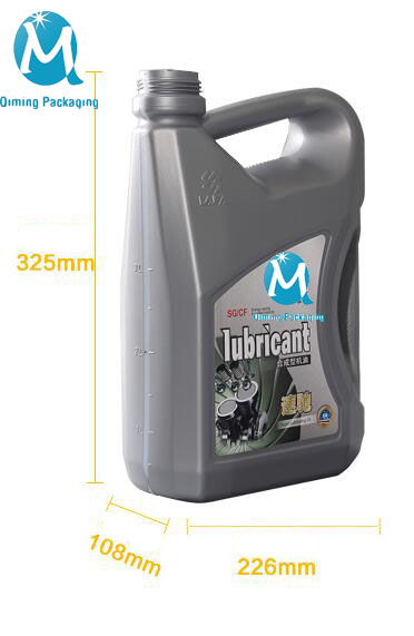 1 liter lubricating oil plastic jerry cans