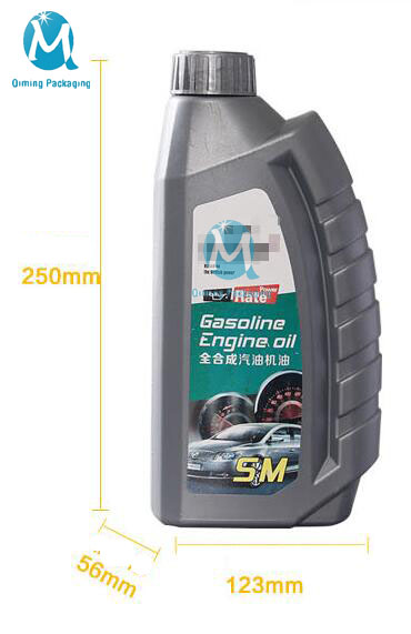 litre gasoline engine oil plastic jerry container