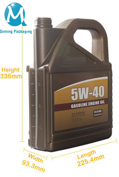 1L 4L 2L diesel engine oil pail plastic jerry cans