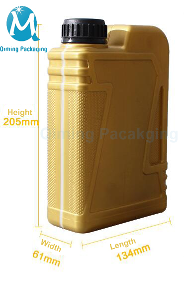 1L plastic jerry cans Lubricating oil drums buckets