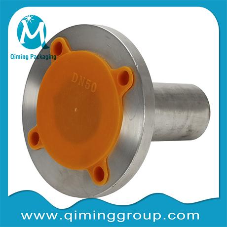 orange end caps for fan main shaft