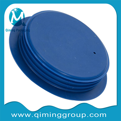 large plastic pipe end caps