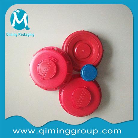 plastic screw caps for IBC caps