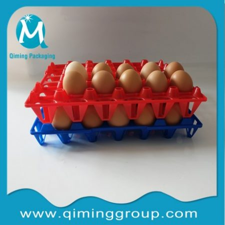 Plastic Chicken Egg Trays