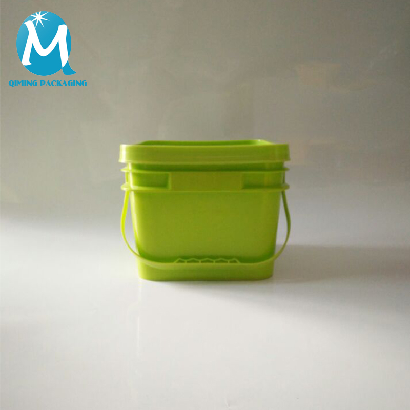 Wholesale Square Plastic Pails Buckets