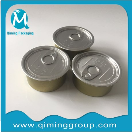small tin can pet food cans