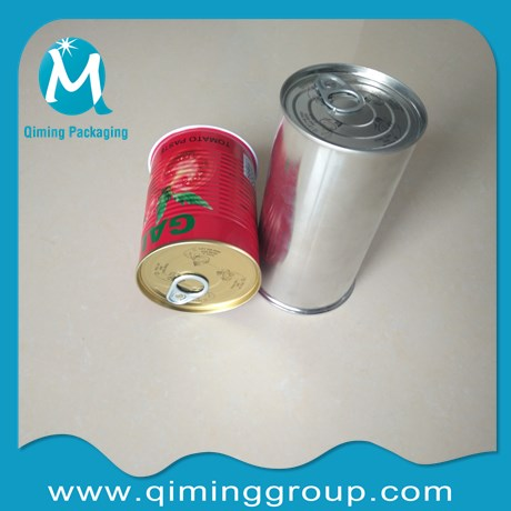 tin cans tinplate cans for tomato sauce