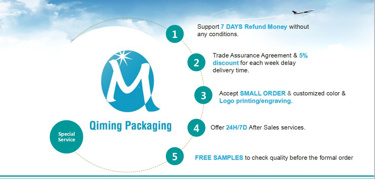 QIMING PACKAGING SERVICE SPECIAL