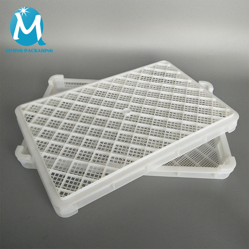 Pasta Plastic Trays Vented Drying Trays Freezer Trays